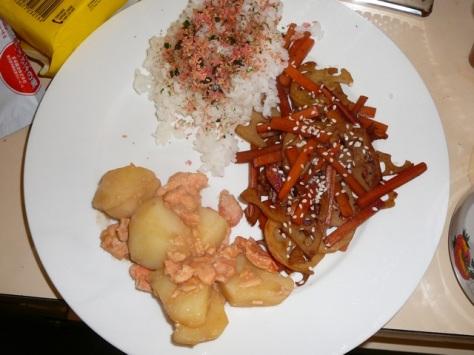 goodies plate