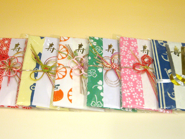 Japanese Wedding Money Gift Envelope : wrapping gifts Quirky Japan