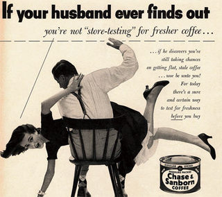 husband-beating-wife-vintage-ad-chase-sanborn-coffee-store-testing